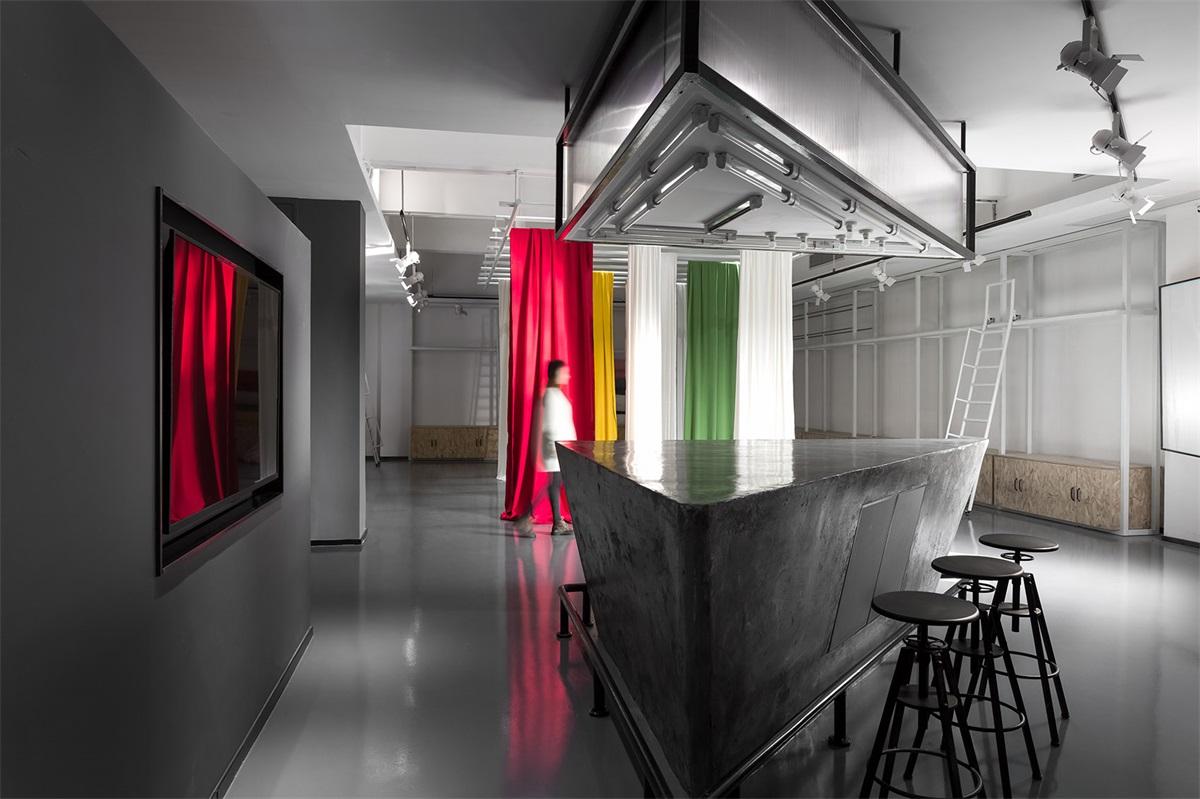【创境合美空间设计】真研物语【工作室·loft】