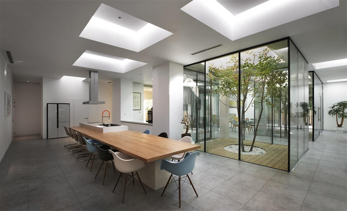 BMLZ工作室,北京  堤由匡建筑设计工作室【工作室·loft】