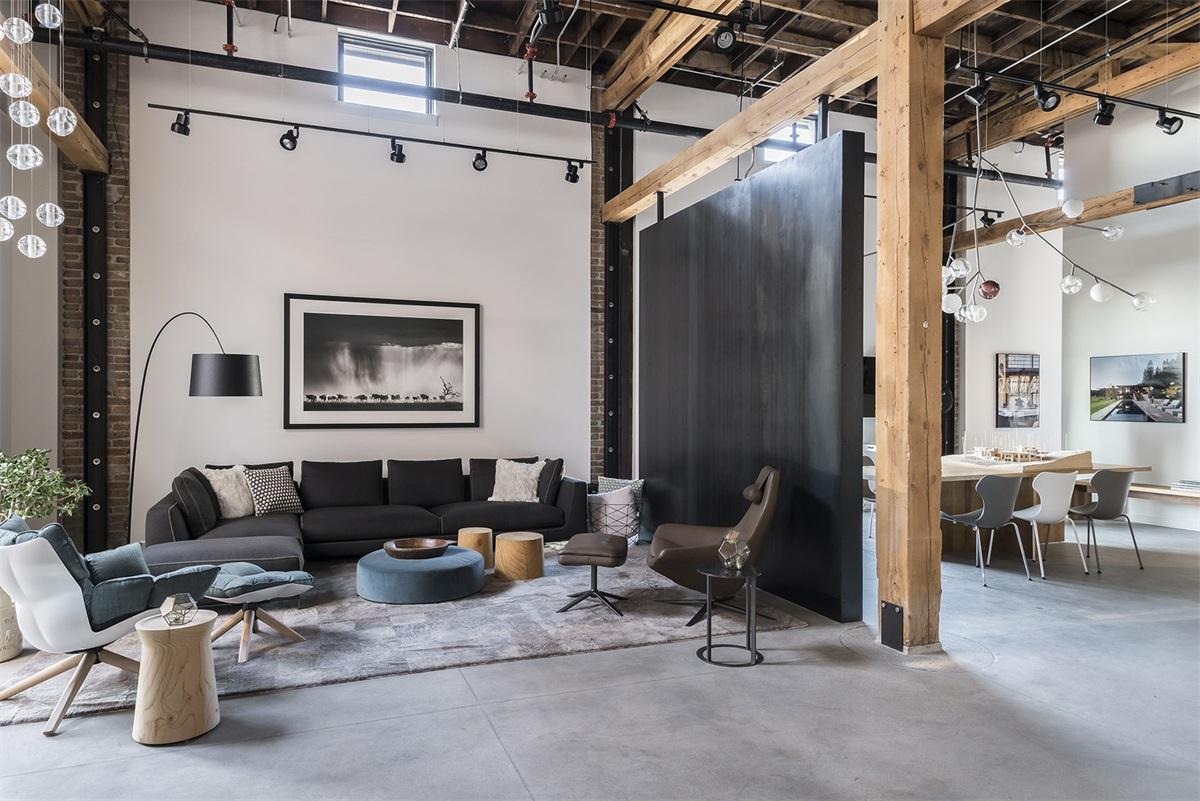 Cannery工作室,美国博兹曼 _ Carney Logan Burke Architects【工作室·loft】