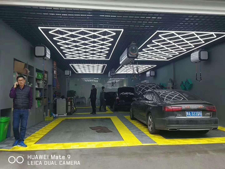 汽车美容店