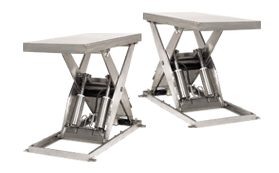 Scissor Lifts - Stainless Steel