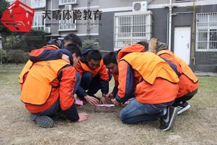 團隊溝通拓展項目:梵天之塔