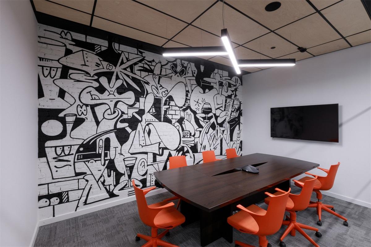 俄罗斯莫斯科Mo悦轩尼诗办公室设计