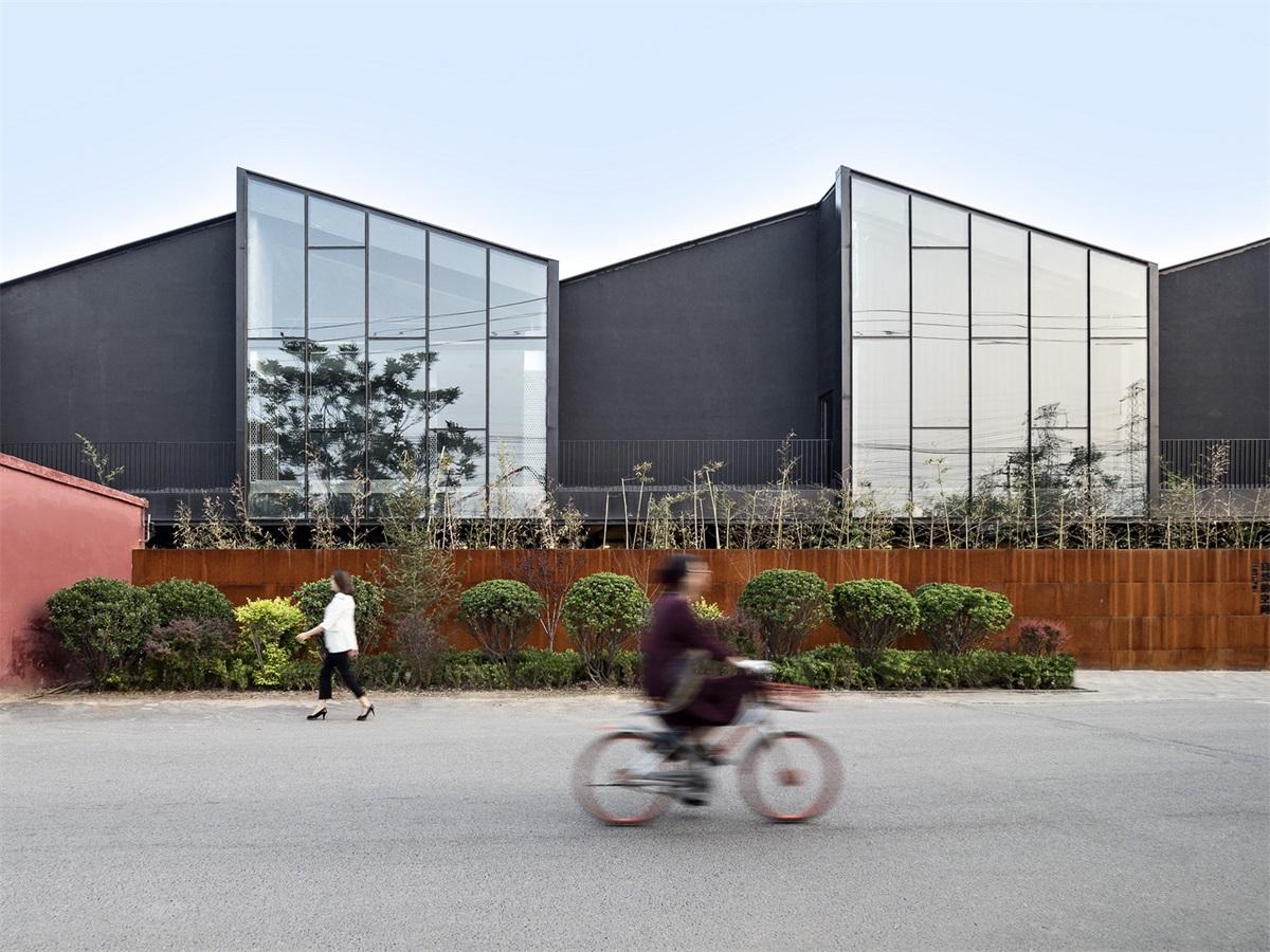 MeePark自空间,北京 _ 纬度建筑