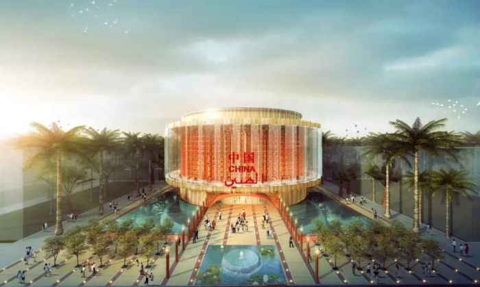 惊艳!2020迪拜世博会中国馆出炉!