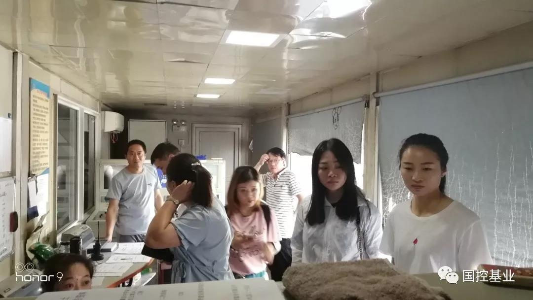 华旗防水走进安徽黄山·中科智宸项目考察