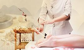 扬州佑康经络朱美美:艾灸养生是纯天然自然疗法,更符合保健需求