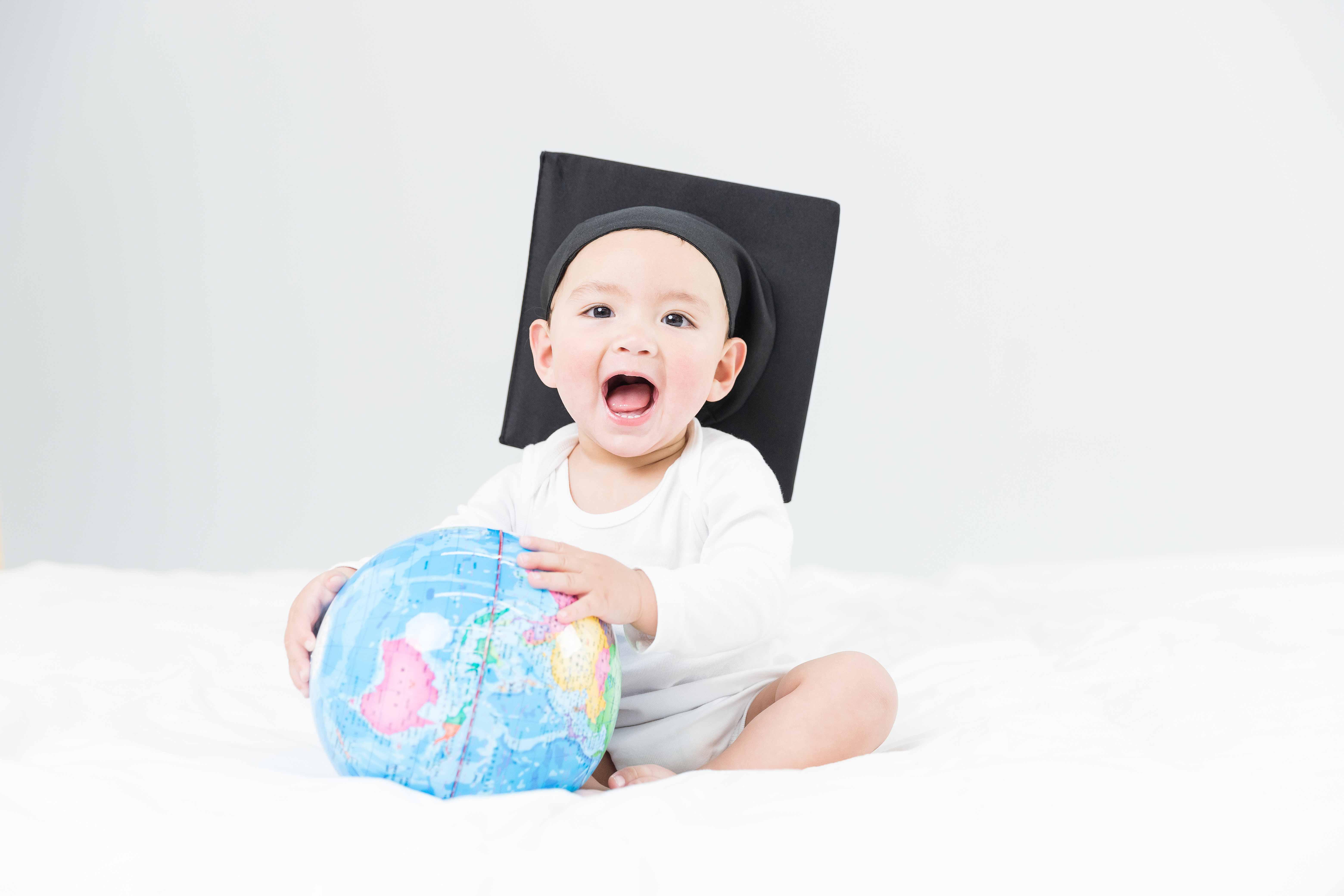 宝宝早教抓住关键期,送机构不如妈妈自己这样教
