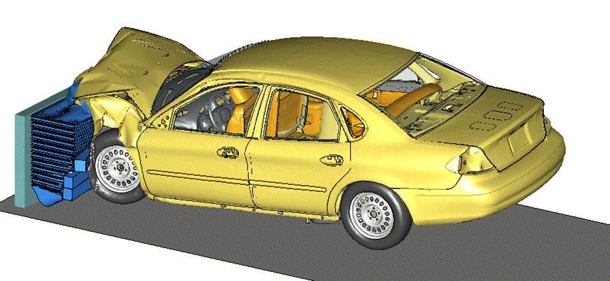 ANSYS LS-DYNA 高度非线性显式动力学分析