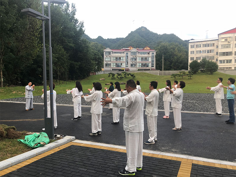 2018年传承弟子游学培训