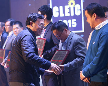 INFORM won three awards on 2015 China Logistics Equipment Industry Development Conference
