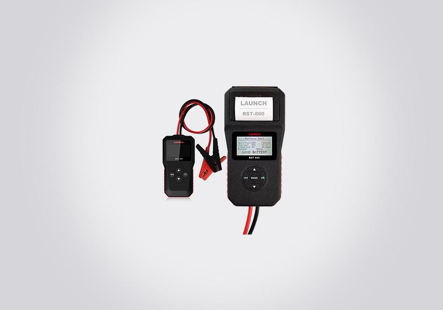 BST-560/BST-860 Battery Tester
