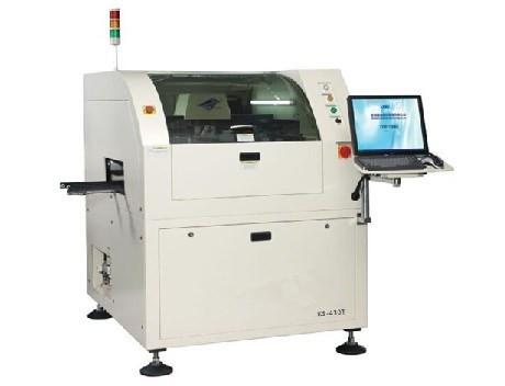 快速锡膏印刷机三段式导轨超 KS-430T