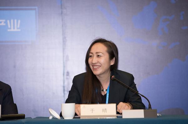 中国网络安全与信息化产业联盟理事长于晴出席第二届网信产业前锋