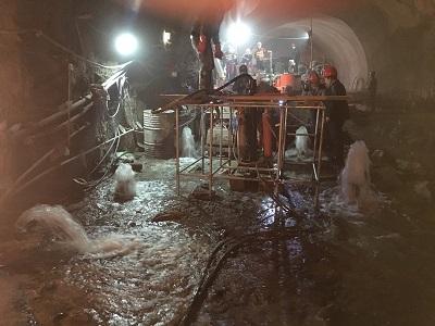 浅谈隧道涌水的危害及堵水工艺