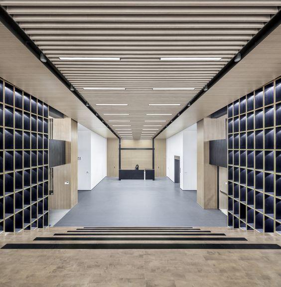 未来办公新模式——办公室设计施工