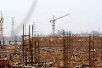 大中原国际汽车城4月工程快报