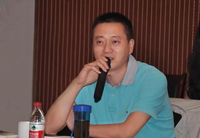 大河报专访---孙红军:打造永不落幕的汽车会展中心