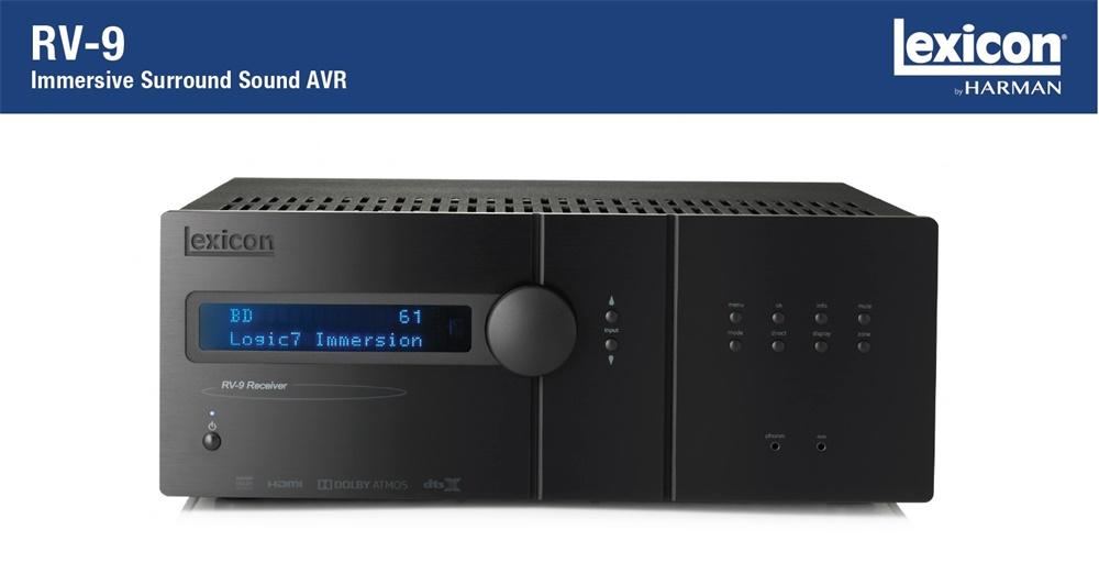 RV-9合并式环绕声功放