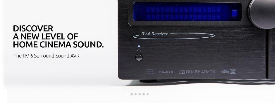 RV-6合并式环绕声功放