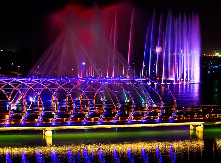 Meixi lake, changsha