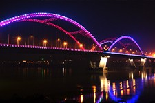 Nanchong four bridge