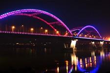 Nanchong four bridge