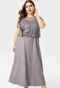 Plus size women clothes(1)