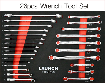TTH-208 Fast Repair Tools Cart Kit