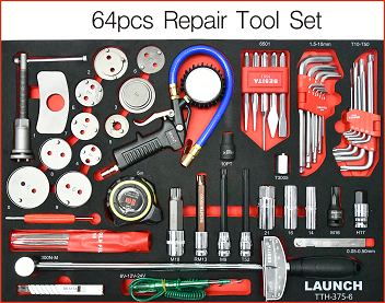 TTH-375   Mechanic Tools Cart Kit