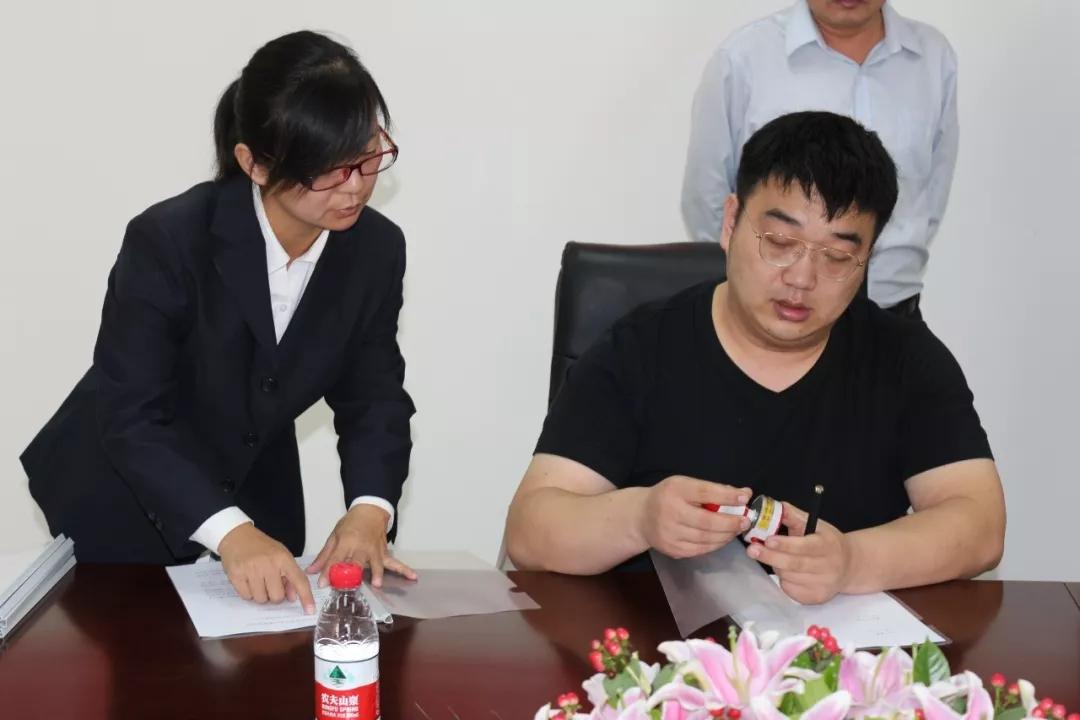 筑巢引凤,服务发展——郑州中原区人才公寓大中原项目顺利签约
