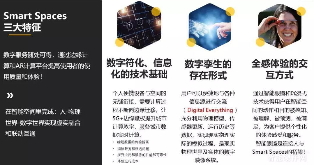 李传勍:5G来临加速智慧空间形成与发展
