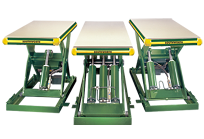 Backsaver LS Series Lift Table Parts