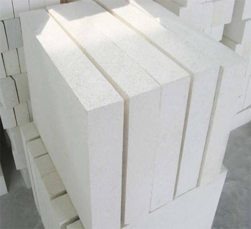 三废炉用粘土砖成品耐火砖仓库