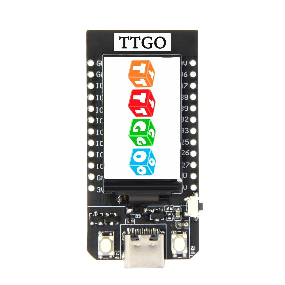 LILYGO® TTGO T-Display ESP32 WiFi and Bluetooth Module
