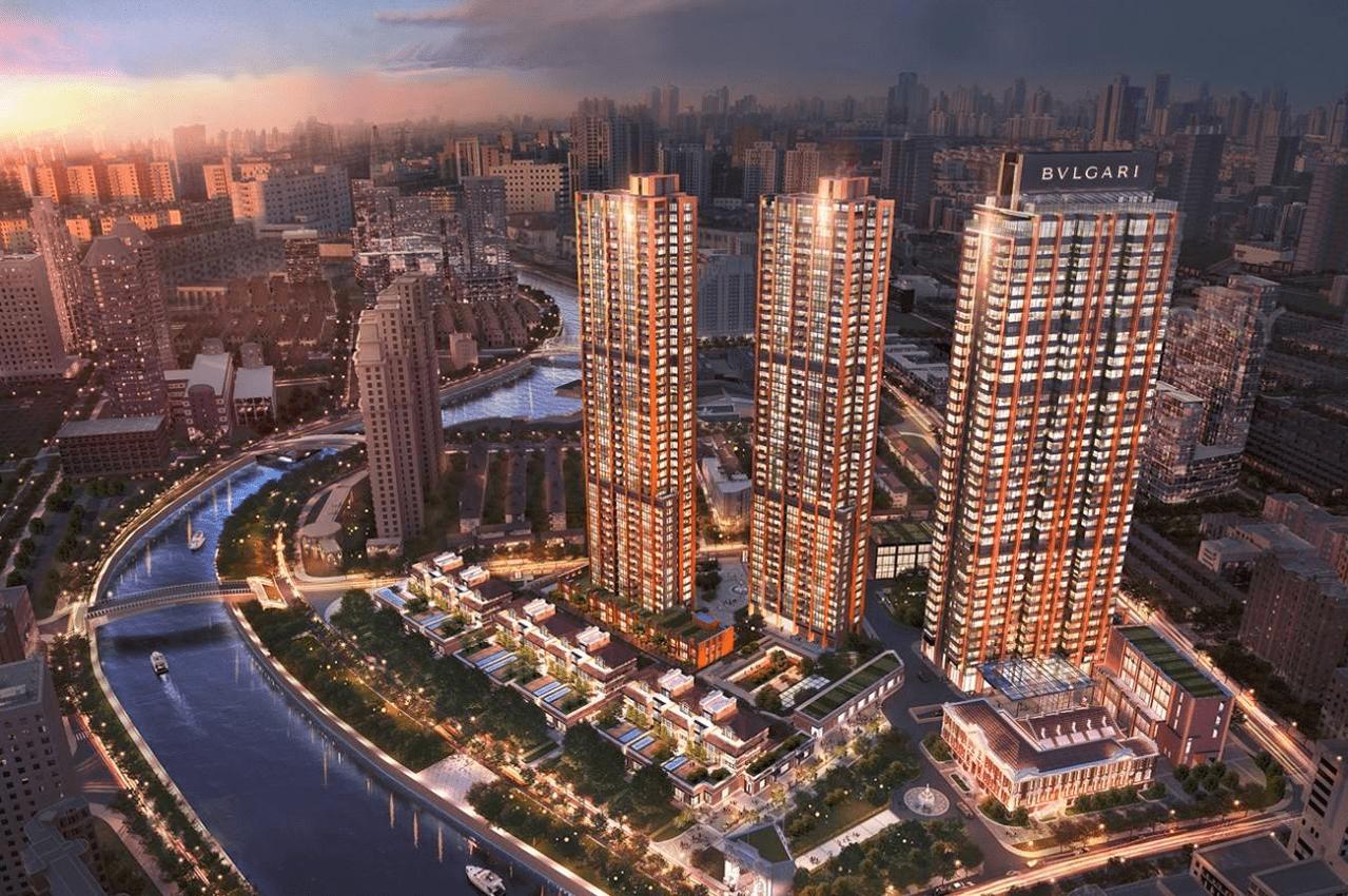 上海—华侨城苏河湾宝格丽酒店