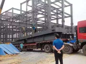 """大中原汽车城""""迎国庆""""工程快报"""