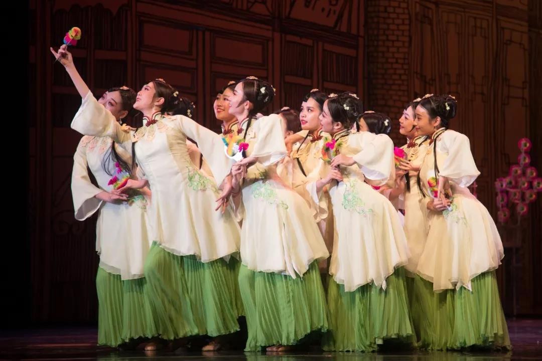 我院原创舞剧《金蝉塑与糖人宝》将于7月8号在国家大剧院精彩上演