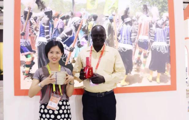 第一届中非经贸博览会展馆都有啥?湘窖红钻带你现场体验!