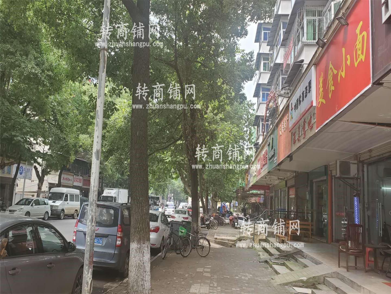 十字路口早中晚餐饮店3万低价急转 可空转