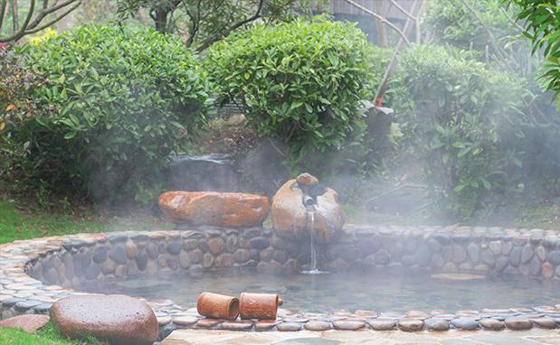 温泉礼仪(北京星光梅地亚酒店温馨提示)