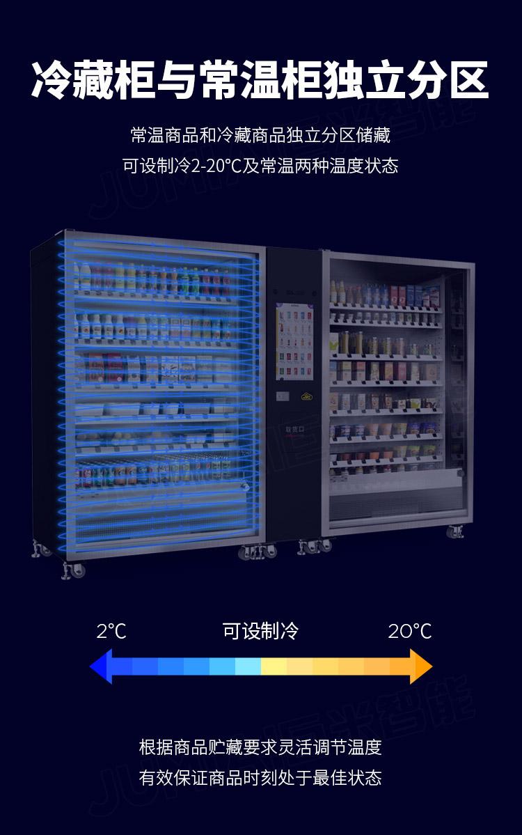 yabo亚博下载无人商店PRO双柜