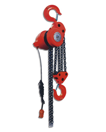 DHT型电动火狐体育APP下载提升机