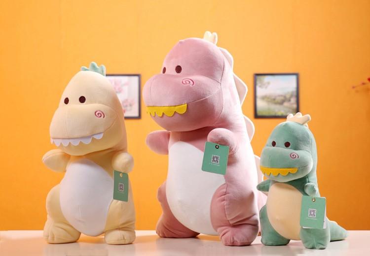 呆萌恐龙—公仔玩具
