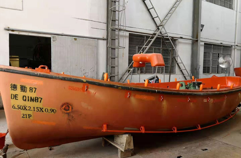 Lifeboat Accessory