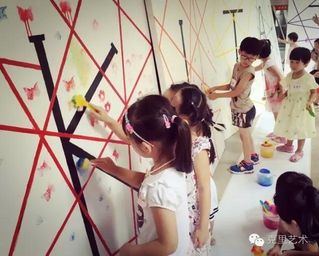 孩子美术教育能让刚入门的子女学到些什么?