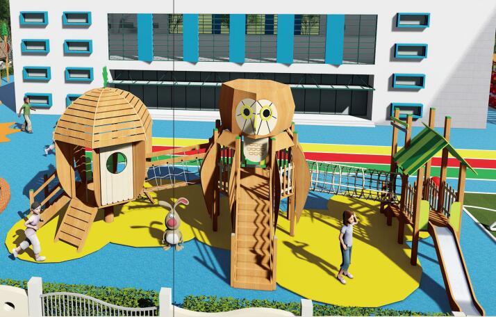 从心理学角度看,幼儿园应该如何进行空间设计?