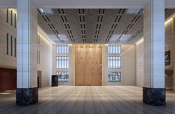 武汉美术馆大堂