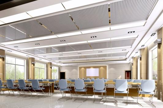 工程大学会议室