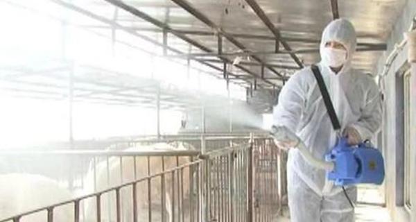 養豬場消毒技術